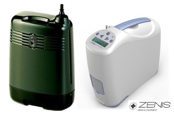 اکسیژن ساز قابل حمل آمریکایی