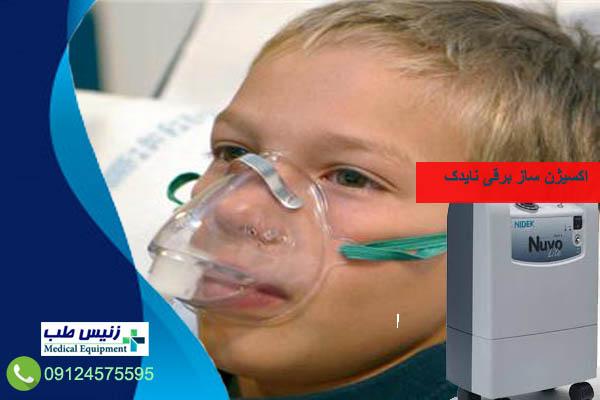 دستگاه اکسیژن ساز nidek